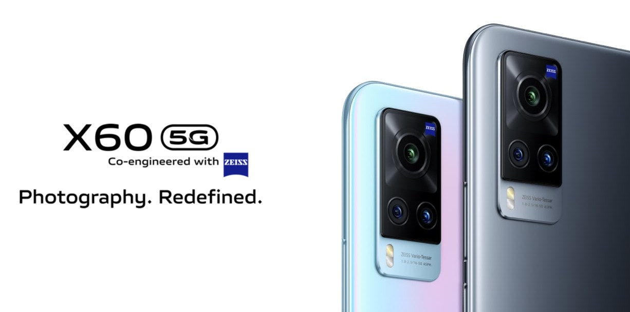 Hadir Di Tanah Air, Smartphone Vivo  X60 Usung Kamera ZEISS